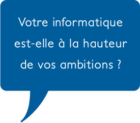Informatique ambitieuse